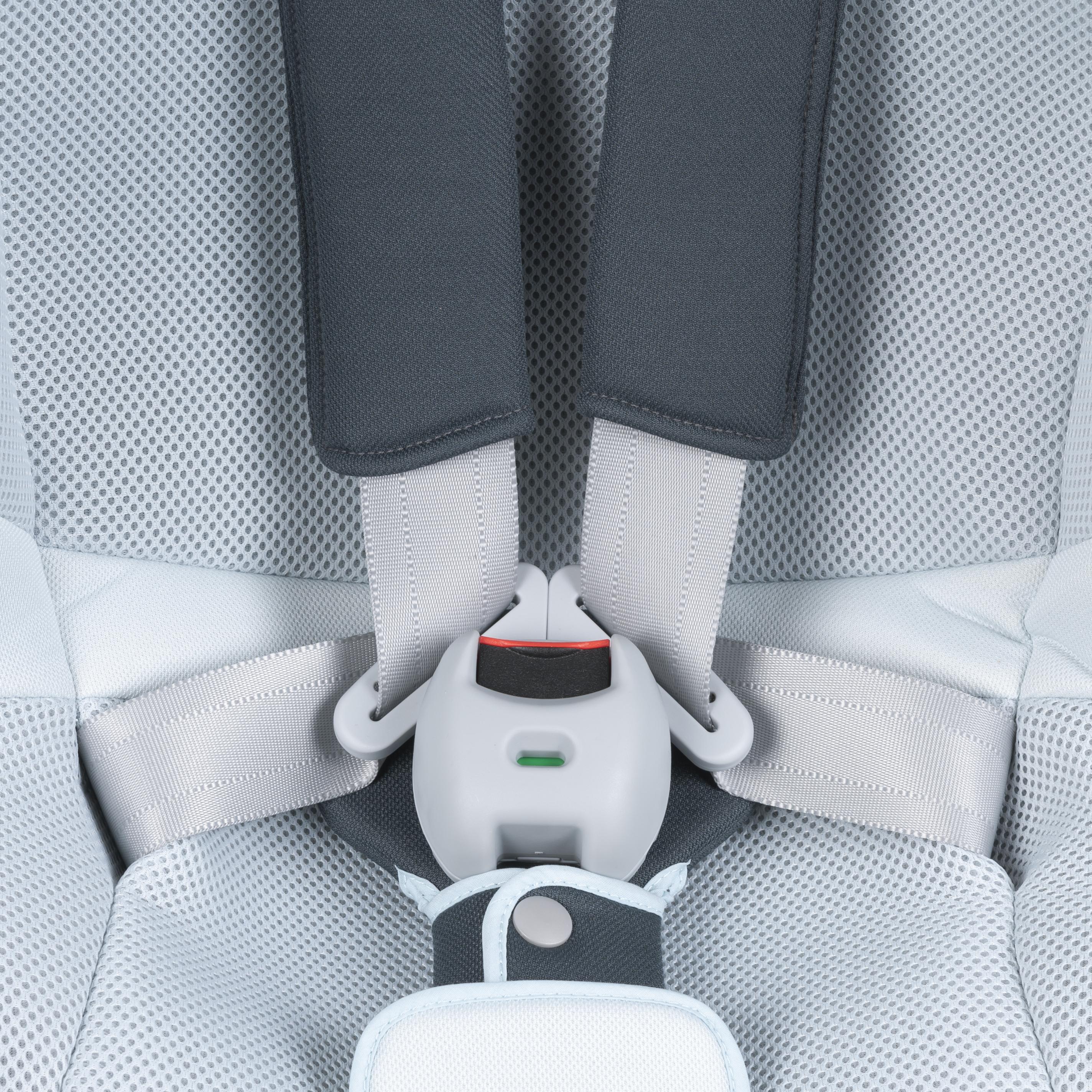 Carmate «Swing Moon» Ice Grey - Детское автокресло от 9 до 25 кг. (ALC450E)(205319)