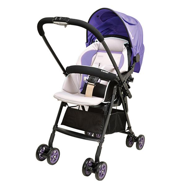 Компания COMBI - детская коляска WELL COMFORT Purple (PP) (114490)