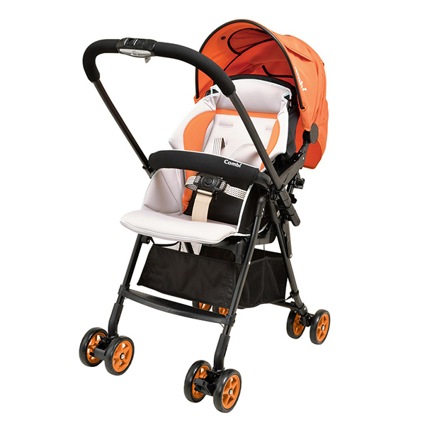 Компания COMBI - детская коляска WELL COMFORT Orange (OR) (114492)