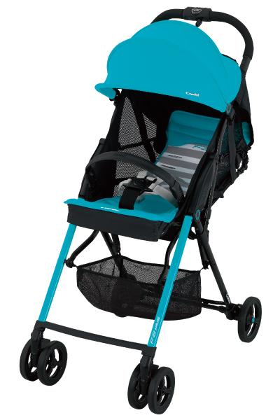 Компания COMBI - детская коляска «F2 Plus AF» Blue (116231)