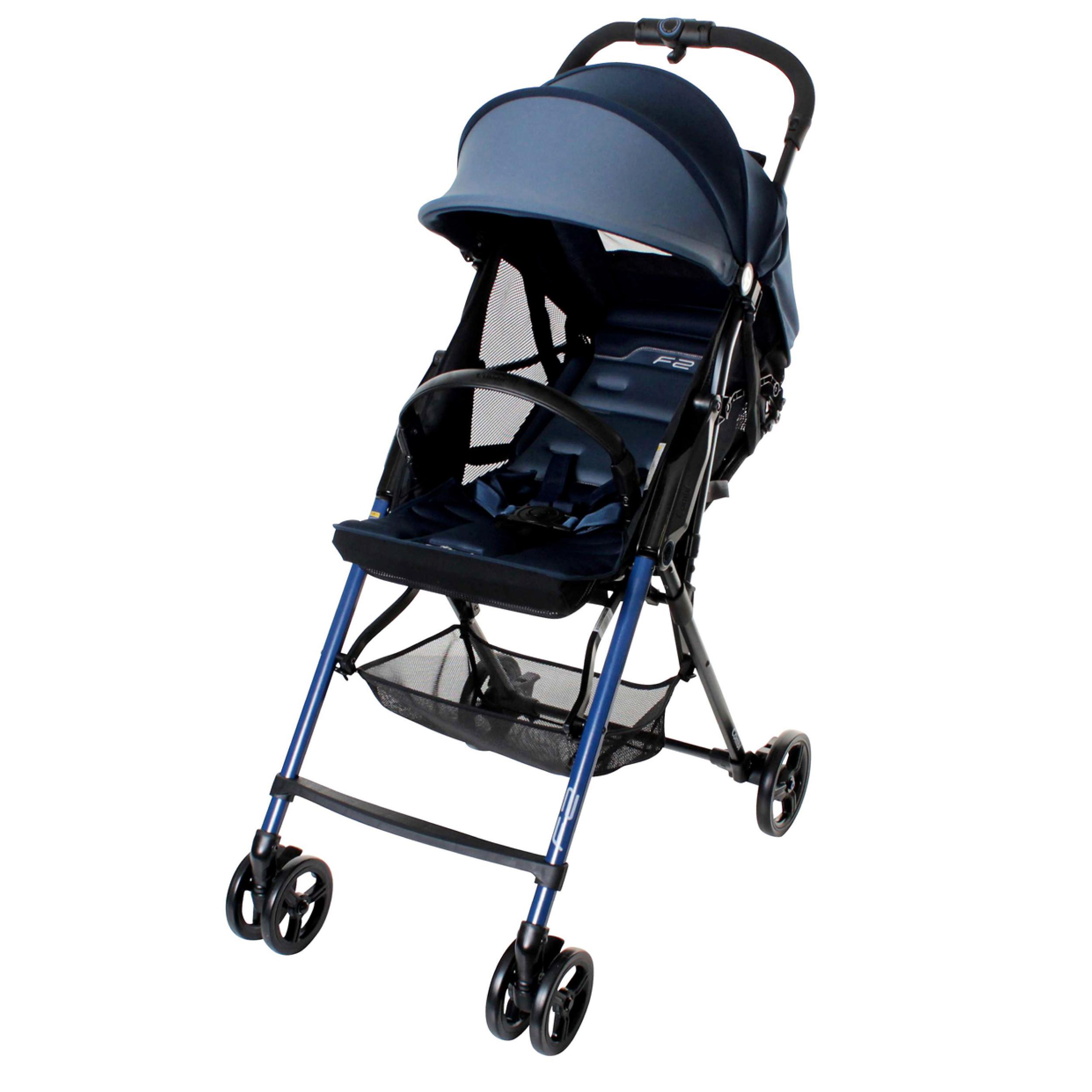 Компания COMBI - детская коляска «F2 Plus AF» Blue (115235)