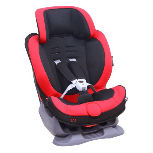 Carmate «Swing Moon» Black Red - Детское автокресло от 9 до 25 кг. (ALC453E)(205388)